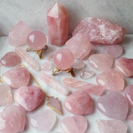 Biigthais: Inspiration: Pedras e cristais