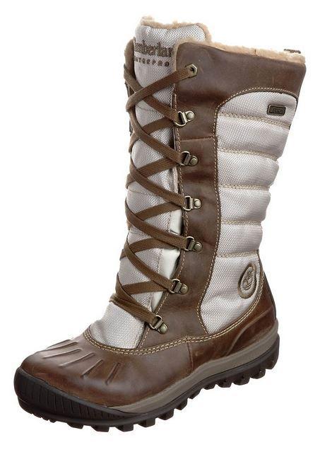 20 Stivali da Neve Moda per essere fashion anche sulle Piste stivali da neve moda Timberland