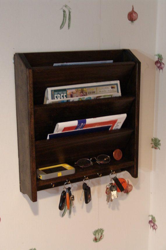 25 Best Ideas About Hanging Mail Organizer On Pinterest