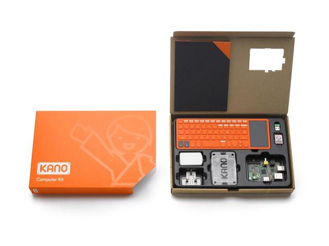 Kano: A computer anyone can make