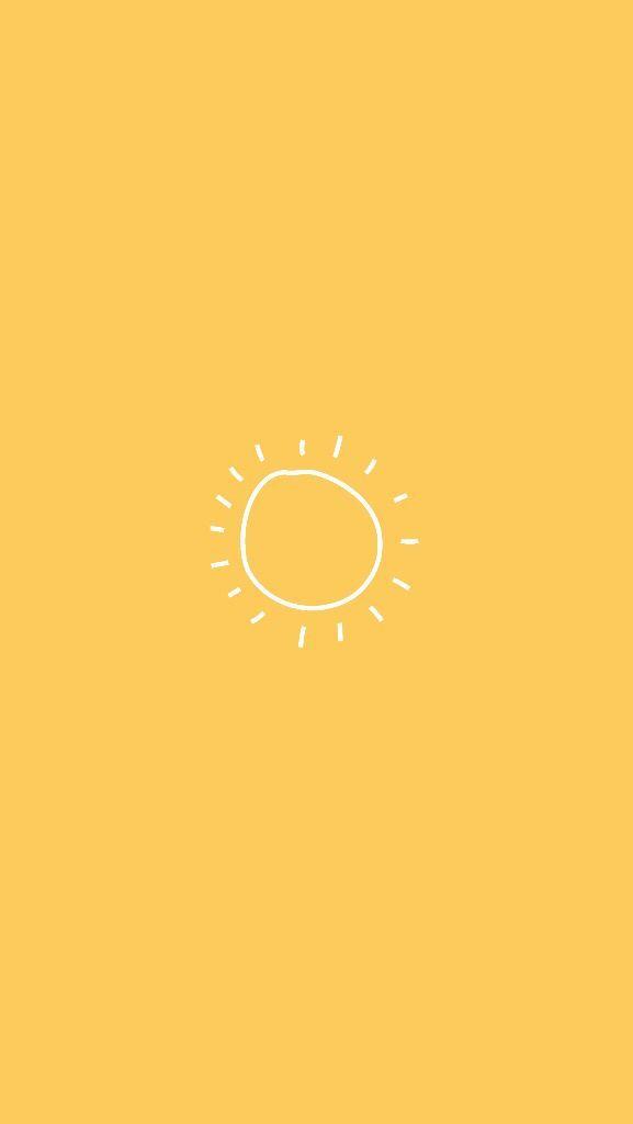 Yellow Aesthetic Wallpaper In 2020 Iphone Wallpaper Yellow Yellow Wallpaper Iphone Background
