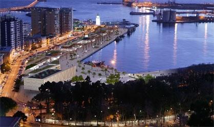 Malaga Port - Pier One - Muelle Uno
