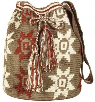 WAYUU TAYA, Susu Hand-Woven Bag