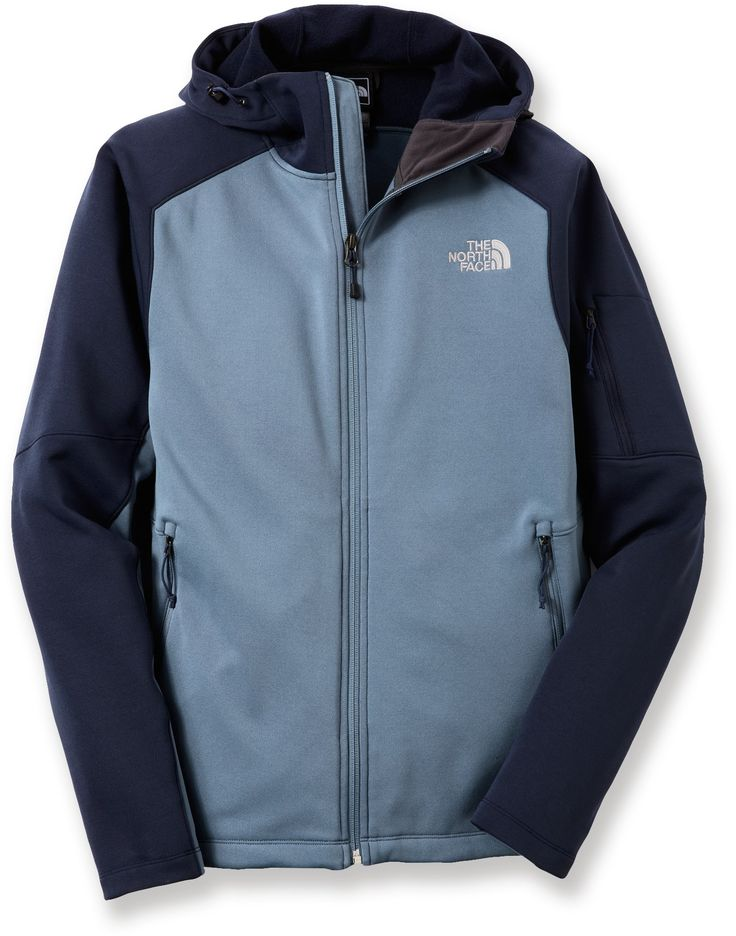 b5f380447eb8 the north face men s momentum fleece jacket - Marwood VeneerMarwood ...
