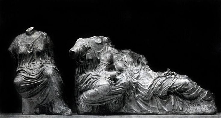 Фидий и его ученики. Мойры с восточного фронтона Парфенона