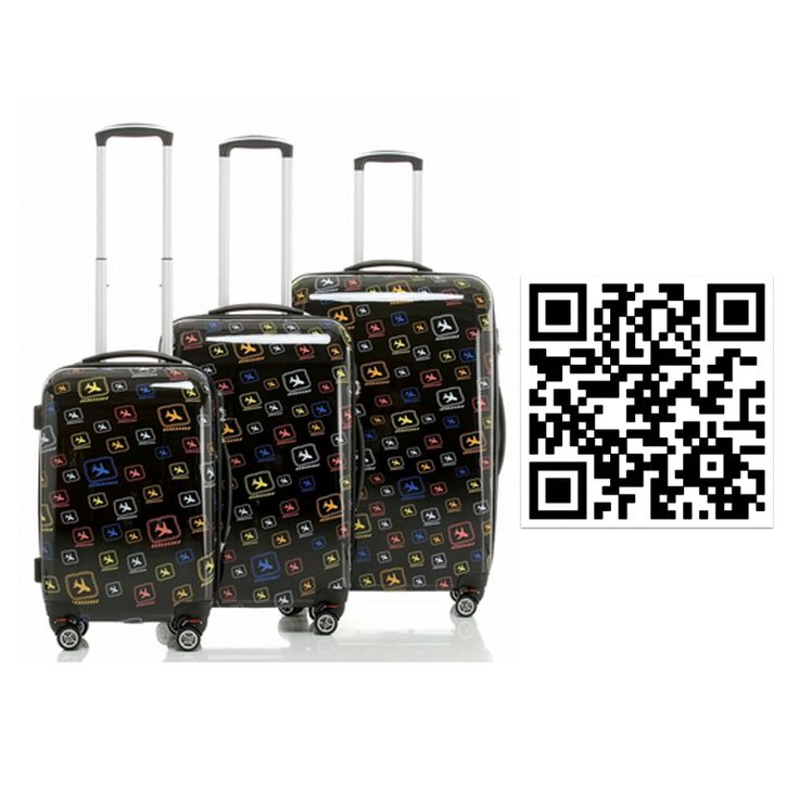 76 best luggage suitcase images on Pinterest | Luggage suitcase ...