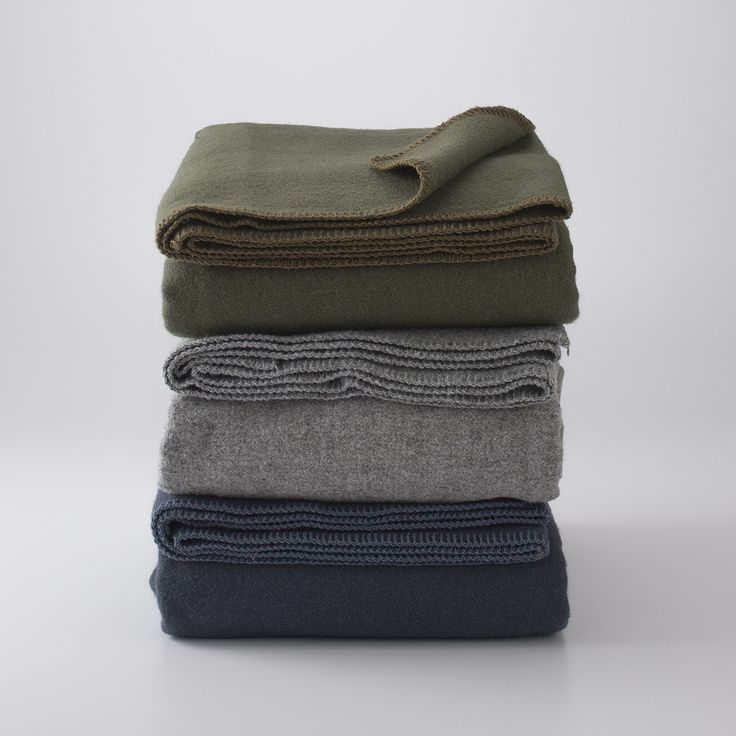 Utility Service Blankets from Schoolhouse Electric Supply Co. | Remodelista