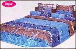 #Bedcover #FATA Collection #BriliantBlue from #IGo4BedCover   BRILIANT BLUE  Ukuran Sprei 180 x 200 cm Ukuran sprei No. 1 (Satu) Ukuran sprei Queen atau Ukuran Sprei Double Harga : Rp 300.000.00,- ( harga belum termasuk ongkos kirim ) Untuk Pemesanan Lihat halaman #IGo4Bedcover berikut https://www.facebook.com/notes/igo4-bedcover/cara-pemesanan/1374629126111701