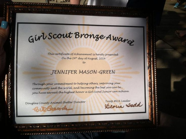 106 best Girl Scout Bronze-Bridge Ceremony images on Pinterest - best of sample invitation letter for awards ceremony