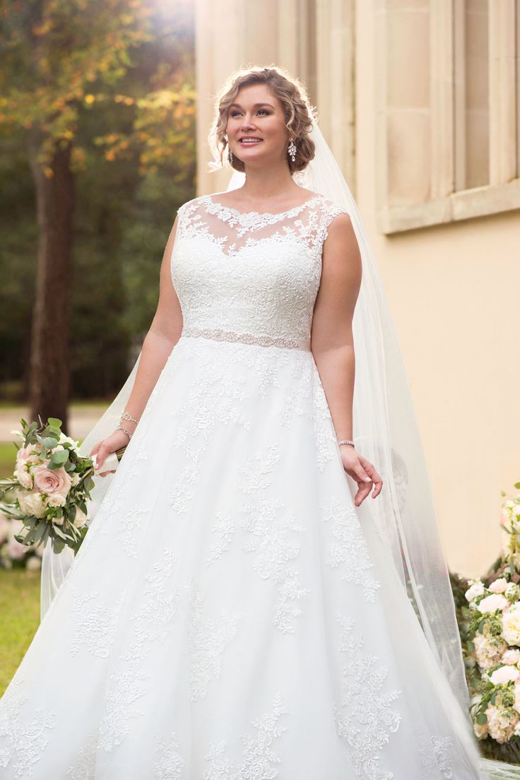 232 best Brautkleider plus size images on Pinterest | Bridal gowns ...