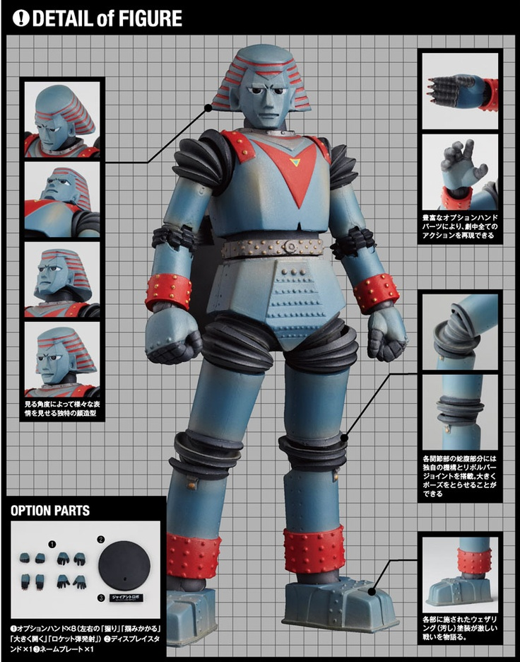 1000 images about johnny sokko on pinterest robots humanoid robot