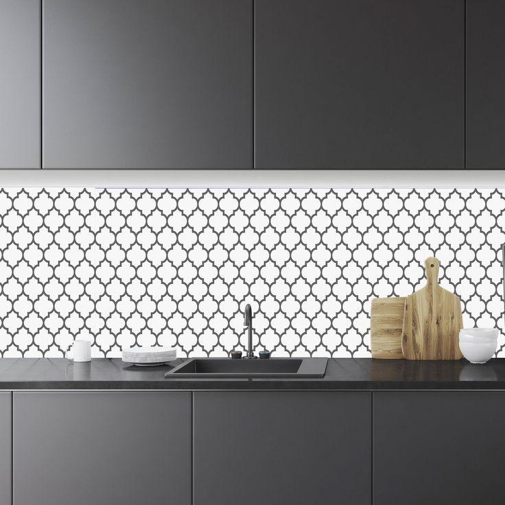 Kitchen Backsplash Neutral: Best 25+ Arabesque Tile Ideas On Pinterest