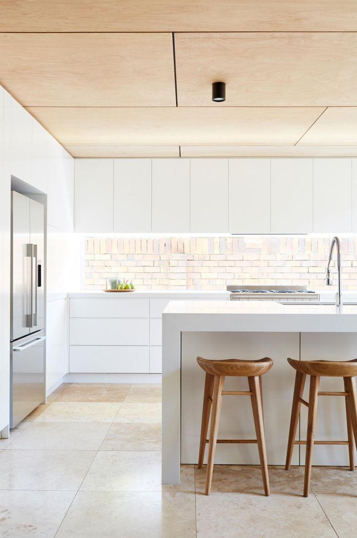 25 Best Ideas About White Brick Houses On Pinterest Brick Cottage Cottage Exterior Colors