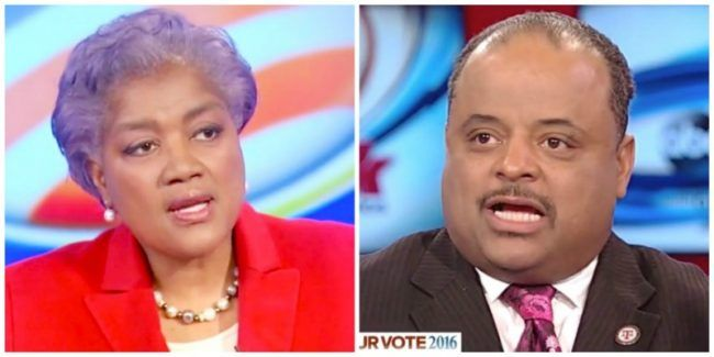 Are Roland Martin and Donna Brazile Getting Off Easy On Their CNN/TV One Town Hall Scandal?