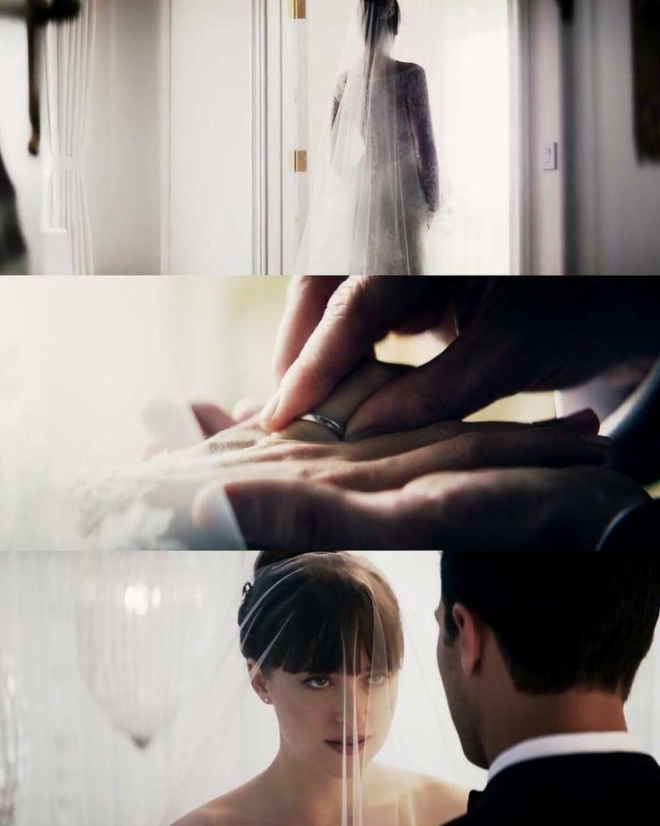 Fifty Shades Freed | Wedding  ⛪