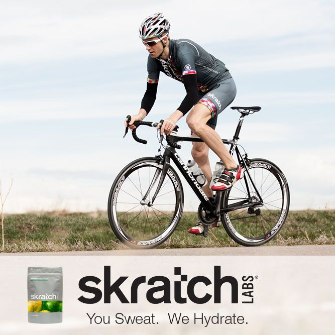 Loving that kit?  Yep, we do too.  That, and the all-natural hydration to keep you performing at your best, are available at skratchlabs.com