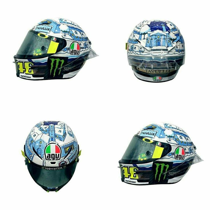 Helmet winter test