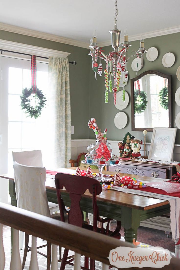 69 best dough bowl decor images on pinterest dough bowl candles a very merry christmas home tour