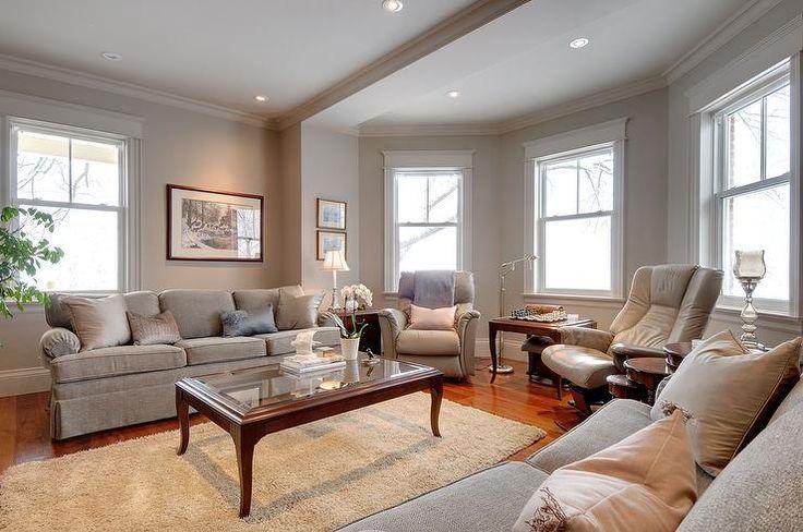 Lejla Eden Designer Living Rooms Benjamin Moore