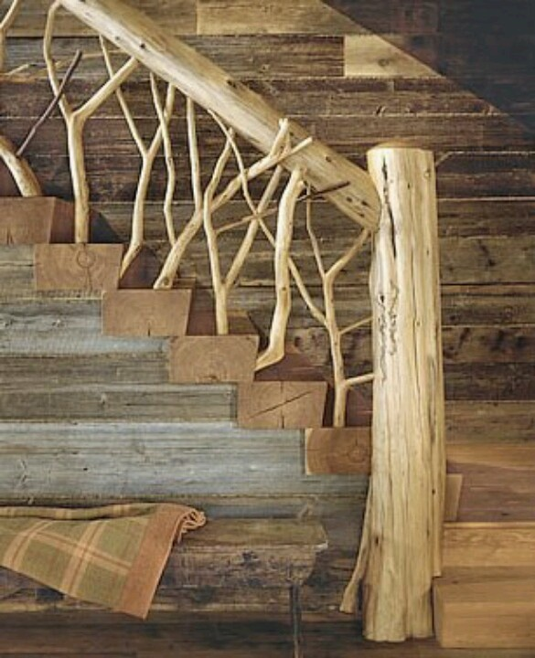 For my someday log cabin house