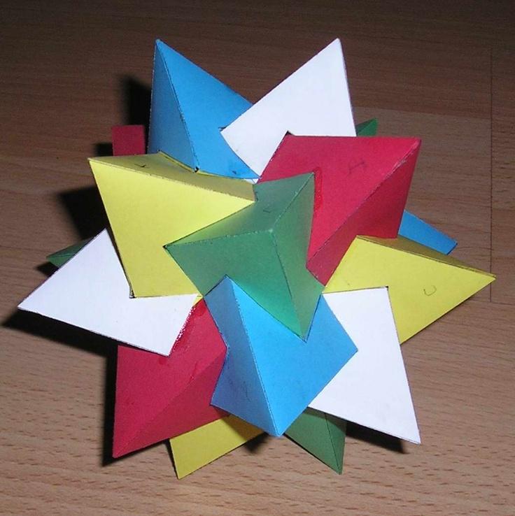 3d paper art templates