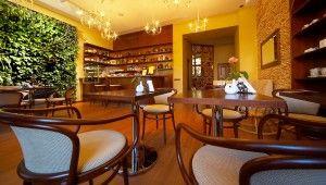 Really cosy and nice to visit!  Tea & Coffee garden//28 Grēcinieku St.//Riga LV-1050//Mo-Do 8-20h, Fr 8-21h, Sa 9-21h & So 9-20h