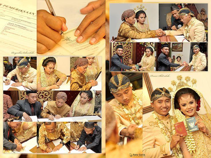 Detik-detik berlangsungnya Akad Nikah ^^ .  Phone & WhatsApp: 0857 0111 1819 . #FOLLOW Twitter, LINE, Instagram: @fotoceria . PIN BB: 7 d 1 1 8 b 8 a . Facebook: Foto Ceria . Website: www.fotoceria.com  . follow #twitter #line #instagram #fotoceria  #couple #wedding #pernikahan #perkawinan #menikah #pengantin #fotografer #weddingphotographer #Yogyakarta #Jogja #love #happy #romantic #smile #ceria #kolaseeditalbum #kolase #album #AkadNikah #IjabQabul #IjabKabul #CeriaLovers #SharePict