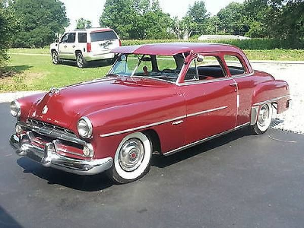 153 best dodge 1950 1955 images on pinterest dodge for 1955 dodge coronet 4 door
