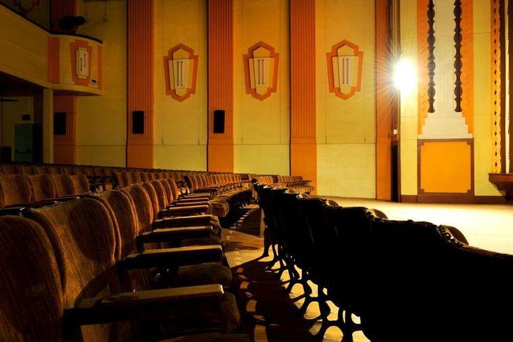 Mudgee Regent Theatre. Photo by Amber Hooper.