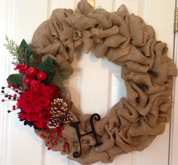 84 best Christmas Wreath Ideas images on Pinterest | Wreath ideas ...