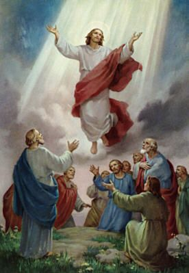 "2nd Glorious Mystery - The Ascension of Jesus      ""Jesus ascends into Heaven forty days after His resurrection to sit at the right hand of God the Father."" (Luke 24:50-51)"