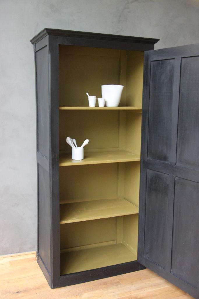 b rang re la bonneti re petite belette du noir pour tout le monde pinterest armoires. Black Bedroom Furniture Sets. Home Design Ideas