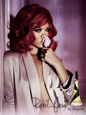 Love her! & if I could pull off this hair I would dye it in a minute
