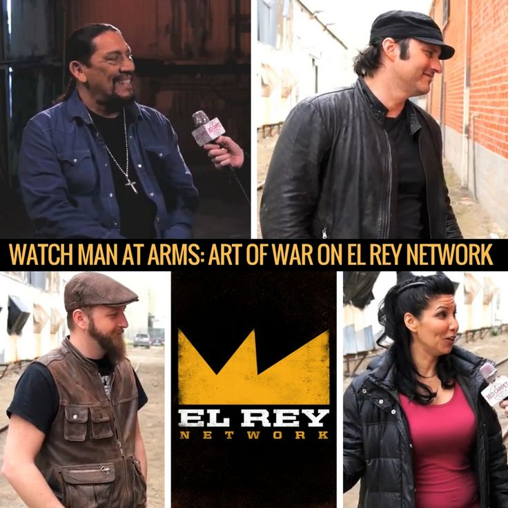 """Man At Arms: Art of War"" set visit interviews with cast and creator – find out more about this new series premiering tonight on El Rey Network #VideoInterviews  Find out more at: https://www.redcarpetreporttv.com/2017/06/08/man-at-arms-art-of-war-set-visit-interviews-with-cast-and-creator-find-out-more-about-this-new-series-premiering-tonight-on-el-rey-network-videointerviews/"