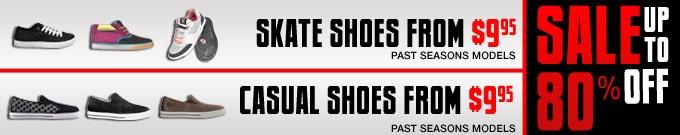 Cheap Skate Shoes