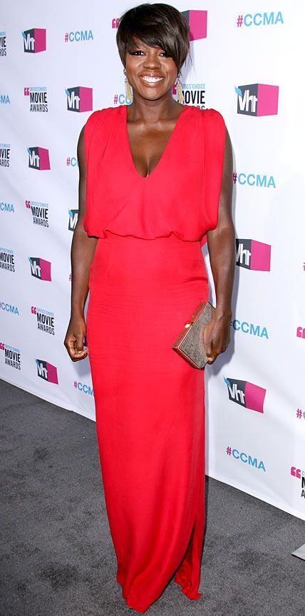 Viola Davis' Best Looks Ever - In Raoul, 2012 from #InStyle
