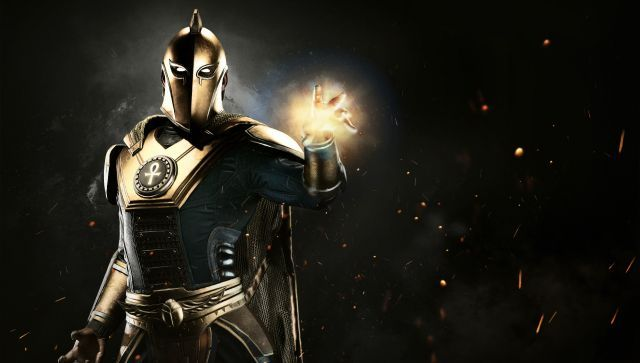 Doctor Fate Magics His Way Onto The Injustice 2 Roster