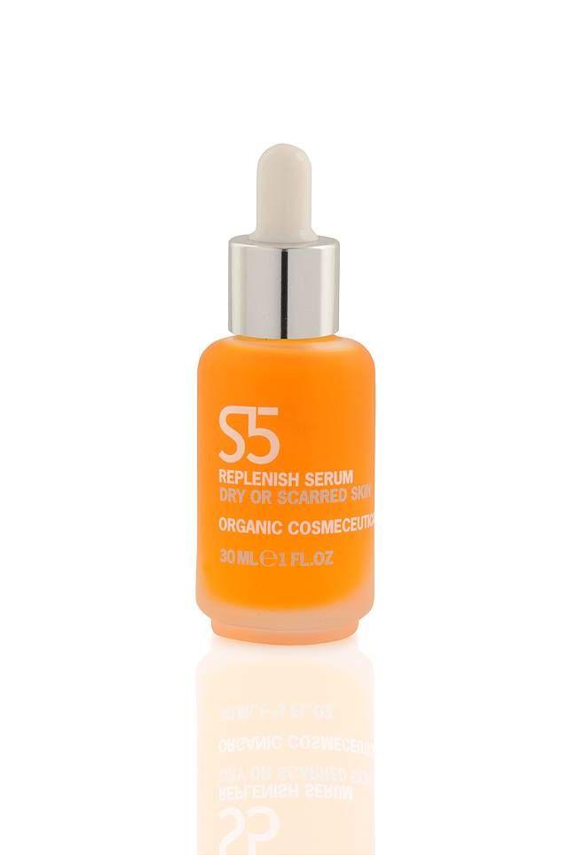 S5  Replenish Facial Serum