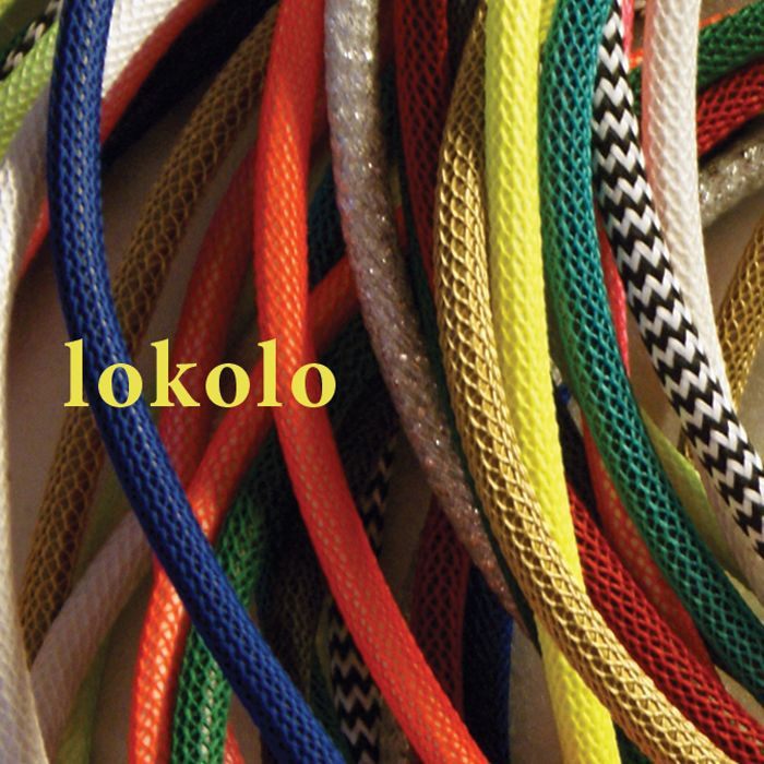 customise your own textile cable lamp | lokolo