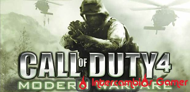 Screenshot de Call of Duty 4 Modern Warfare en IntercambiosGamer
