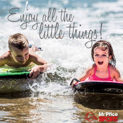 Enjoy all the little things #promaster #mrpricesport