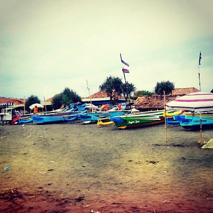 Pantai Depok #beach #bantul #jogja #indonesia