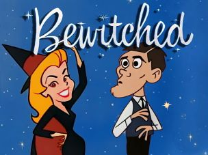 Bewitched. LOVED Samantha and Esmeralda. Sing along... do do do do do do do do do do do do do do do do do do do do do do du dun dun dun!