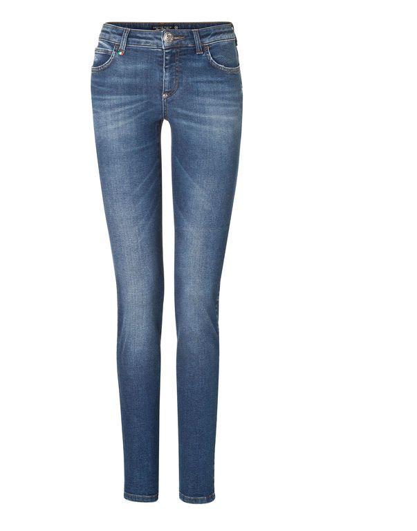 7f095fc1986 #philippplein #cloth #   Philipp Plein   Striped jeans, Jeans, Pants
