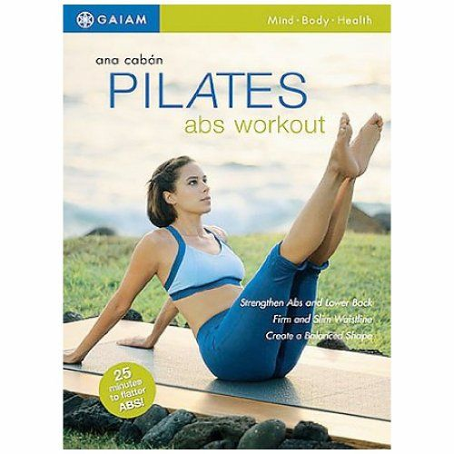 Ana Caban Pilates Abs Workout * Learn more by visiting the image link.
