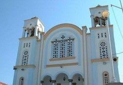 Church of Saint Demetrios (Rodini) - Churches in Rhodes