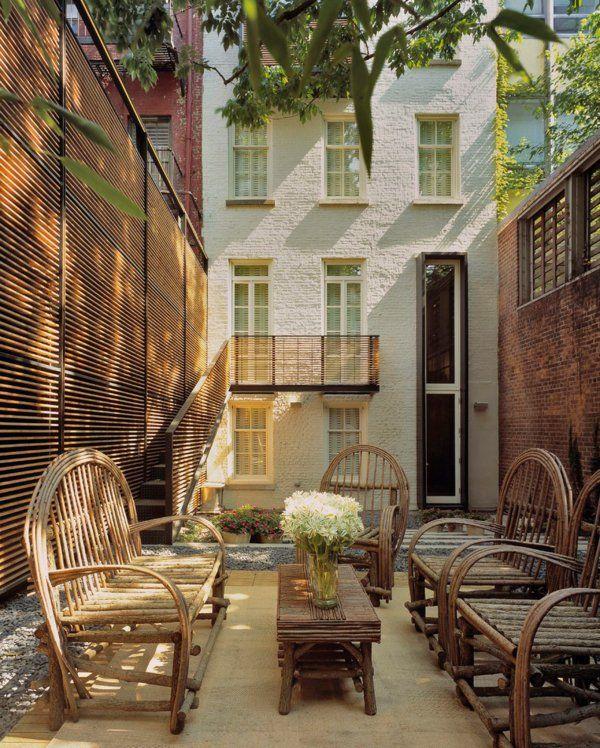 Les 25 Meilleures Id Es Concernant Cloture Occultant Sur Pinterest Paravent Jardin Paravent