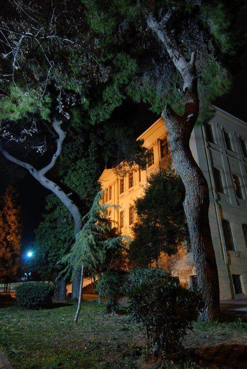 Aristotle Univesity of Thessaloniki, Faculty of Philosophy Old Building