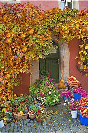 Germany Broom and Door