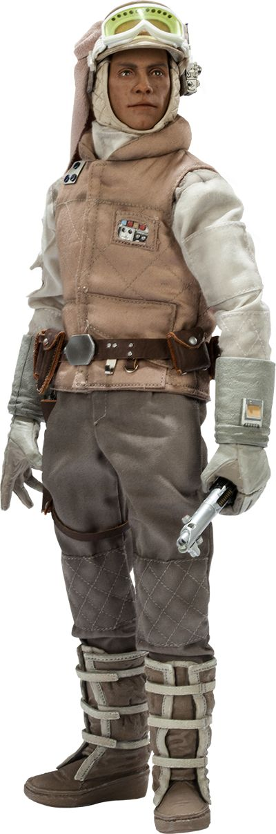 Luke Skywalker hoth costume inspiration